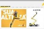 Il nuovo sito web di Nacanco