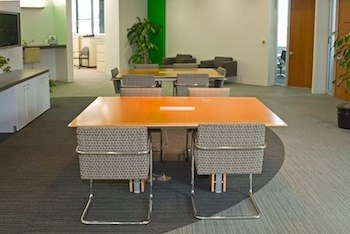 Desk sharing e coworking