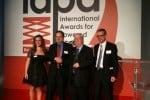 Gerhard Hillebrandt premiato da IPAF