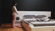 Il letto che si rifa da sè..