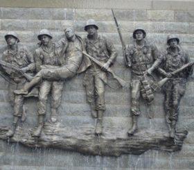 Storia a lieto fine per un soldato del noleggio