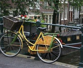 Bike Sharing,Vèlib premia con Foursquare