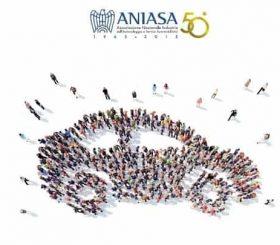 La copertina del Rapporto ANIASA