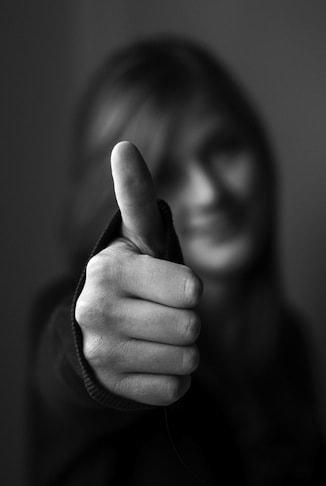 Un messaggio positivo si estende ai servizi dell'azienda