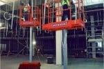 Leonardo, l'alternativa sicura e produttiva alle scale, anche a noleggio