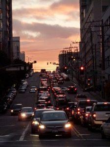 Ridurre il traffico con il car pooling