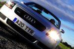 Solo Audi A4 color argento per Silvercar