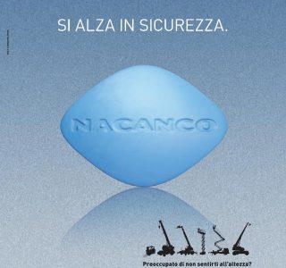 La campagna di Nacanco