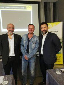 I nuovi coordinatori di IPAF Italia