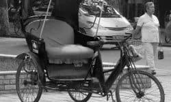 Nei paesi in via di sviluppo meglio i risciò delle auto