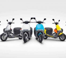 Logoro lancia lo scooter sharing a Berlino