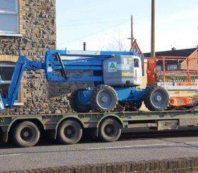 TCO delle macchine per il cantiere
