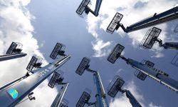 Su Ipaf Informa un'analisi del mercato del noleggio di piattaforme aeree in Italia