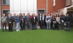 Foto di gruppo del Master Rental Academy