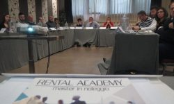 I partecipanti al Master Rental Academy