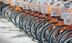 Noleggio di biciclette, bike sharing