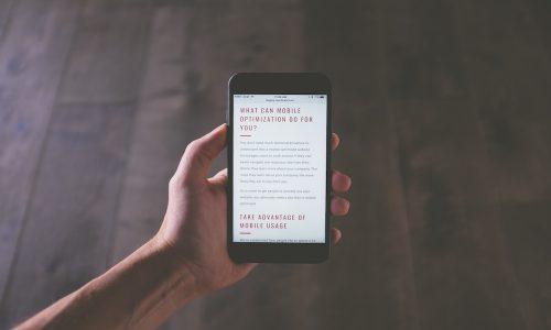 Email ottimizzate per smartphone