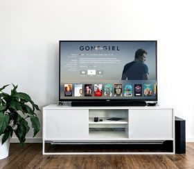 Netflix supera la TV via cavo