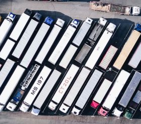 Uber Freight trasporto su strada in sharing