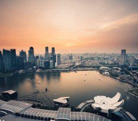 Uber a Singapore