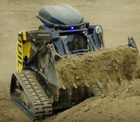 Built Robotics e il movimento terra a guida autonoma