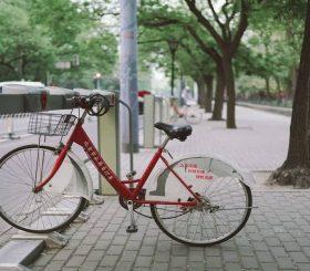 Il bike sharing cinese in Italia