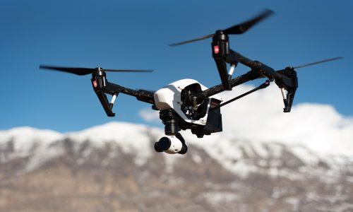 Uso dei droni in edilizia e industria