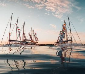 La condivisione di barche - boat sharing