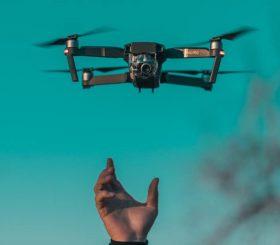 Il noleggio di droni a caldo