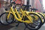 Le difficoltà del bike sharing