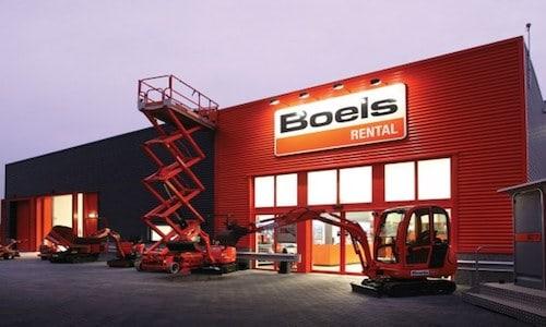 Una sede Boels Rental