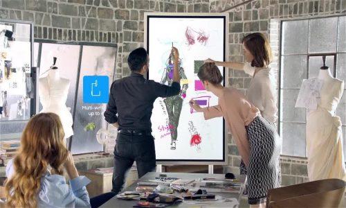 Samsung flip lavagna digitale