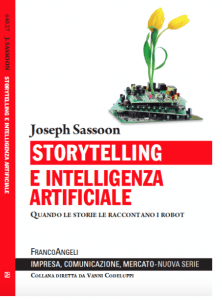 Storytelling e intelligenza artificiale - Joseph Sassoon