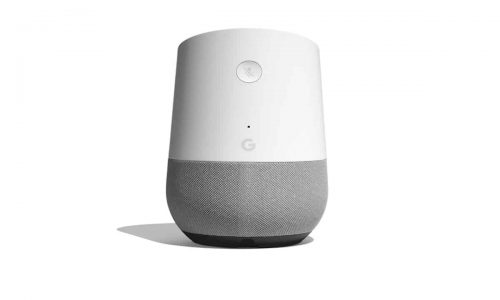 Google Home con Google Assistant