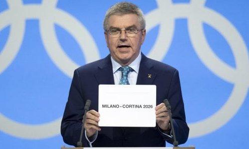 milano cortina olimpiadi 2026