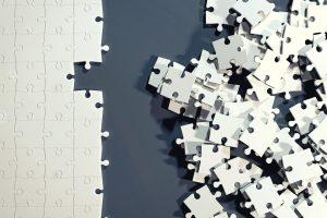 pezzi di un puzzles