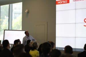 Fabrizio Borca al Rental Business Forum