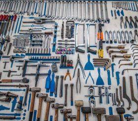 Il noleggio di strumenti per il fai da te
