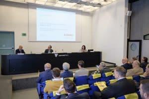 Palco SamoterDay -relatori Naturelli Mantovani Rossi