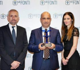 Massimo Braga, Maurizio Iperti e Mara Capelli di LoJack