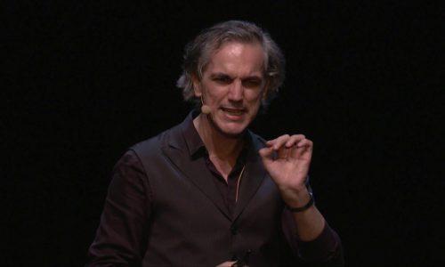 Fabrizio Gramuglio al TEDx di Lugano