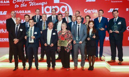 I premiati dell'edizione 2019