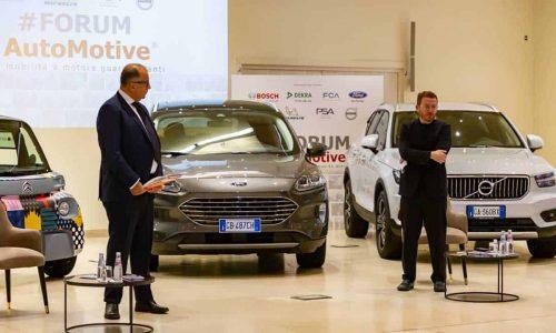 #FORUMAutoMotive, il prossimo futuro della mobilità
