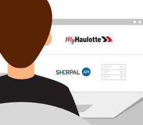 Haulotte presenta la soluzione telematica Sherpal