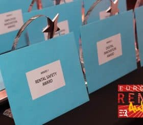 Svelate le shortlist per gli European Rental Awards