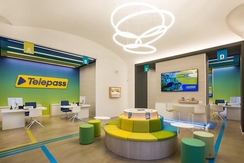 T Store e il negozio di Telepass