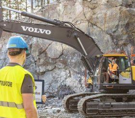 Volvo CE sicurezza